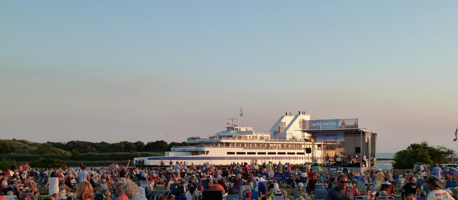 Cape May Lawn Concert