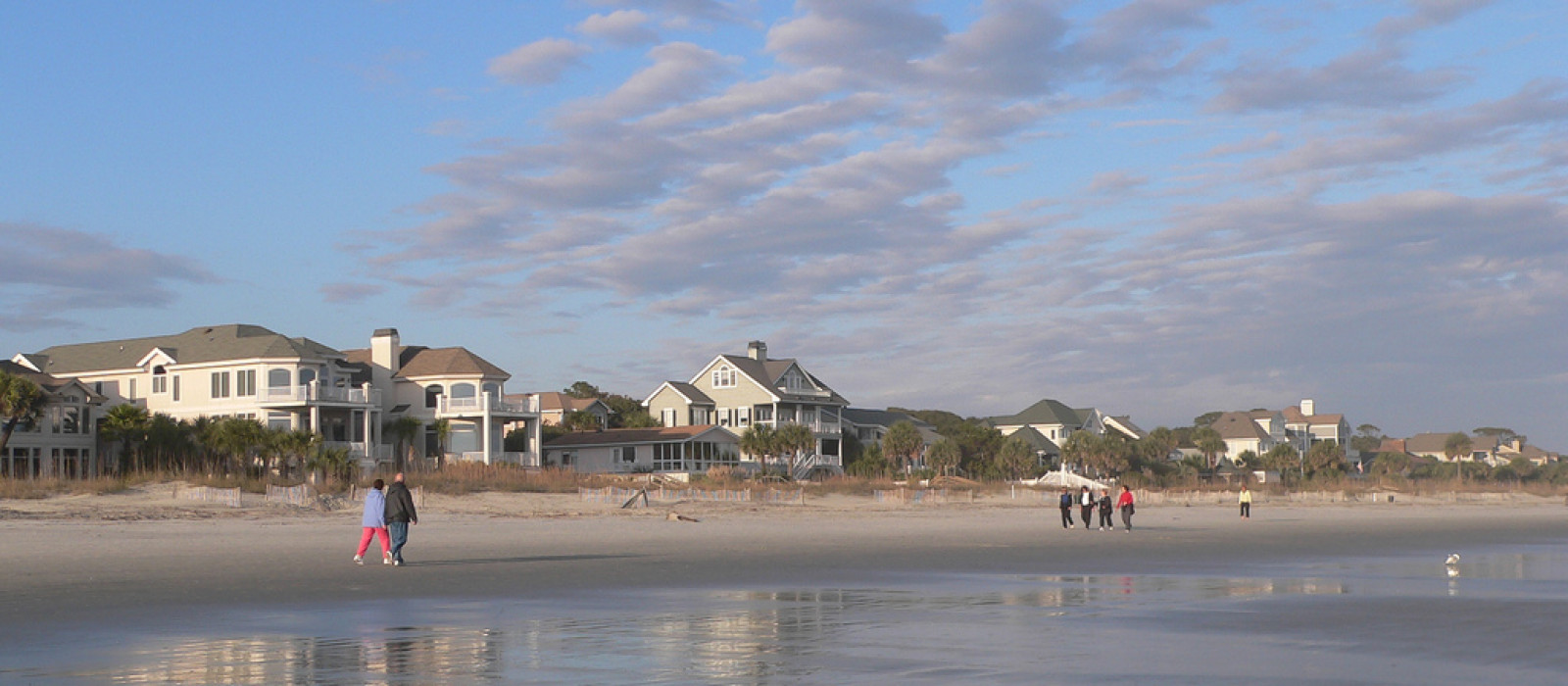 Beach house on Hilton Head Island