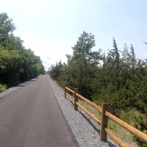 Bike Path to Downtown Lewes