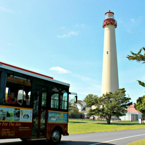 Cape May - Lewes Ferry and MAC Lighthouse Tours