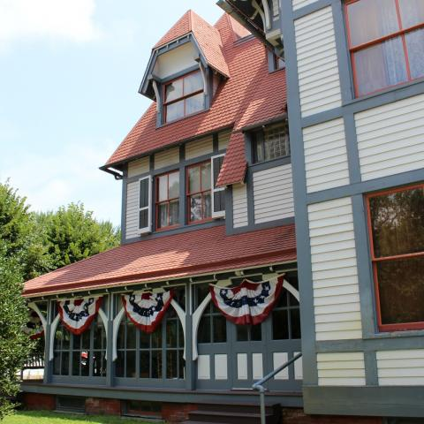 Cape May Lewes Ferry and MAC Emlen Physick Estate House Tours