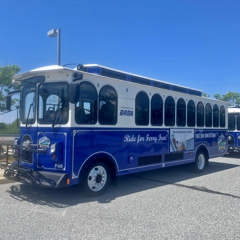 Cape May-Lewes Ferry Shuttle Service