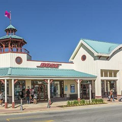 Tanger Outlets Lewes Shuttle