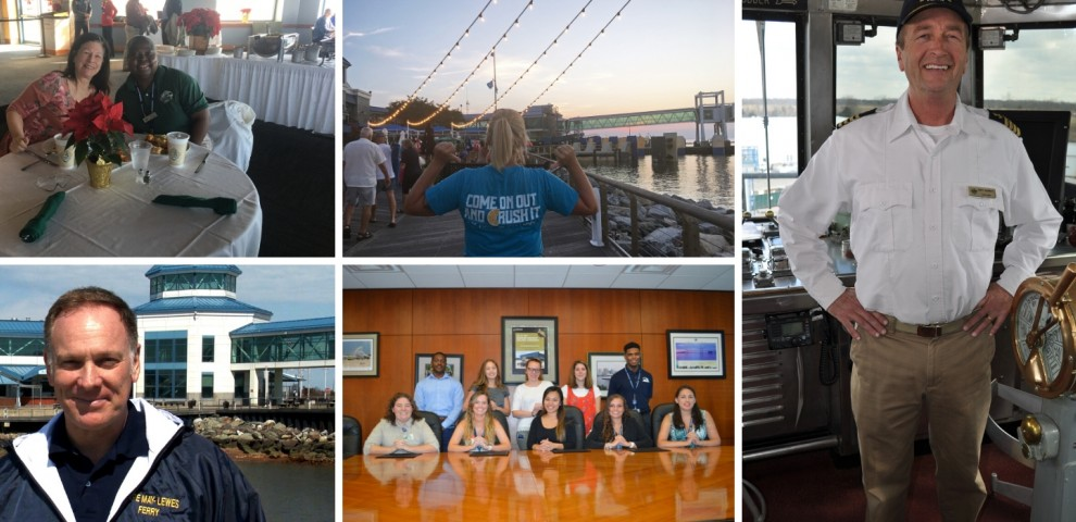 Employment opportunities with the Cape May-Lewes Ferry