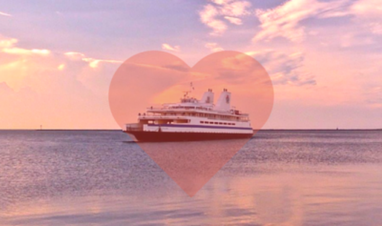 Valentine\'s Day Excursion Ideas to NJ | Cape May-Lewes Ferry