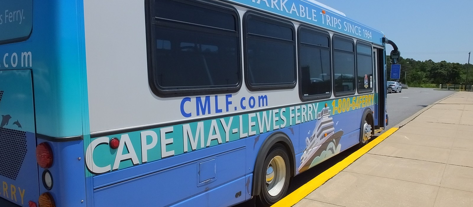 Shuttle Information & Directions | Cape May-Lewes Ferry