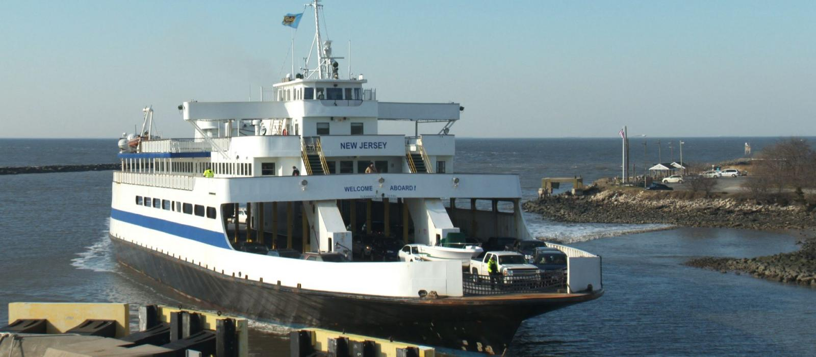 new jersey day | cape may-lewes ferry