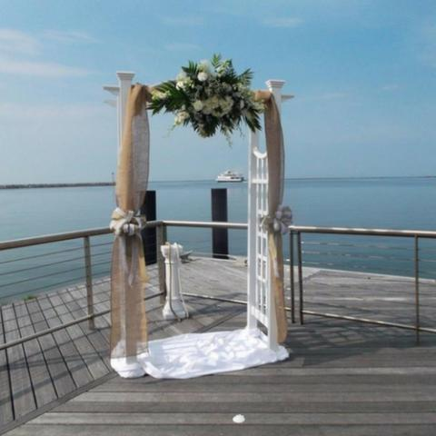 Wedding On Lewes Pier